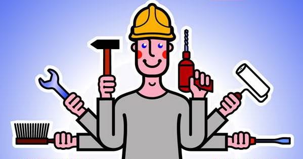 sửa chữa và xây dựng